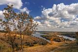Autumn landscape - 224302362