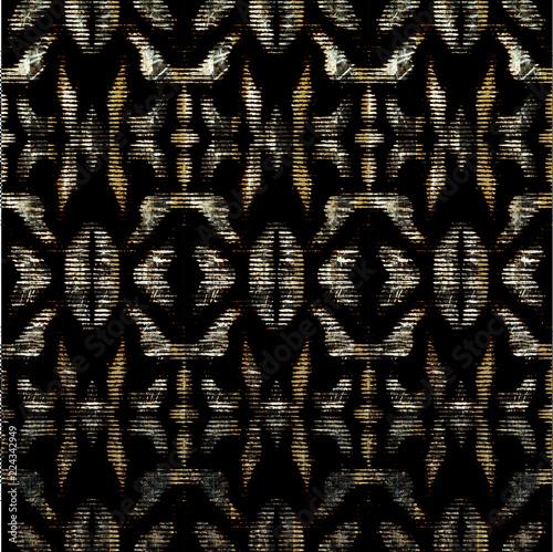 Geometry texture repeat modern pattern - 224342949