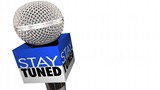 Stay Tuned Keep Watching To Be Continued Microphone Seamless Looping 3d Animation - 224347176