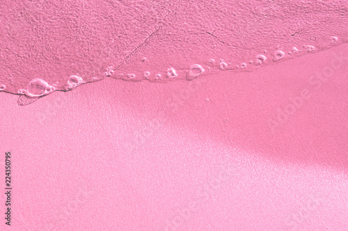 Pink abstract background  - 224350795