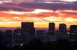 sunrise in century city