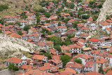 the charming town 'Beypazari, Ankara, Turkey