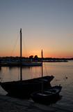 Abend bei Karlskrona, Schweden - 224488990