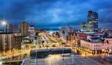 Fototapeta City - Katowice © dybcio