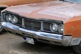 Oldtimer, legendäre amerikanische Automarke, Oldtimertreffen, 50s, 60s, US-cars