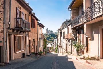 Najac, village de France © Sophie