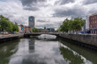 River Liffey in the Morning - 224626999