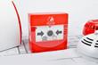 Quadro Pożar - alarm - system pożarowy