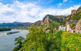 Malerisches Dürnstein an der Donau - 224684577