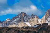 Beautiful mountain landscape. Dolomites, Italian Alps