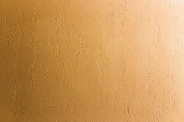 Decorative plaster on the wall as a background