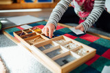 Montessori Schule Unterricht Material Lehrmittel