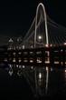 Dallas Bridge with Moon