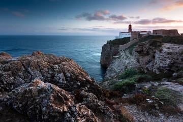 Sagres Cap Saint-Vincent Portugal