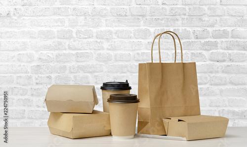 Szybkie pakowanie żywności i napojów.