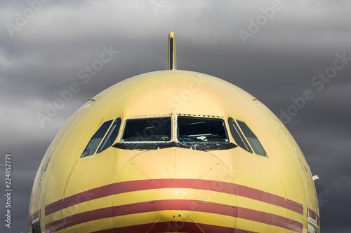 Jet Closeup