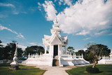 White Temple in Chiang Rai (Thailand)
