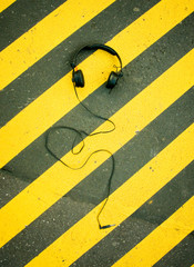 Club Flyer | Headphones