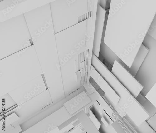 抽象的な空間 - 224951519
