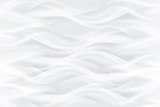 Waving white abstract background. - 224982529