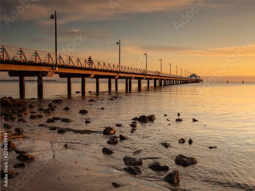 pier-dawn