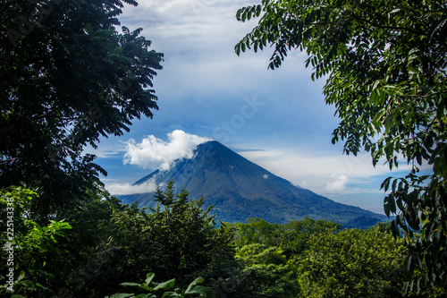 Leinwandbild Motiv Nicaragua