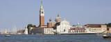 Venice landscape and buildings banner