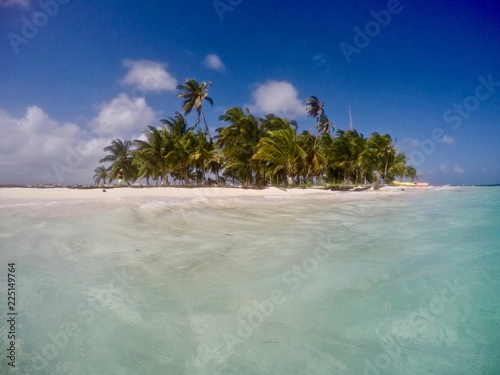Fototapeten Strand Panama