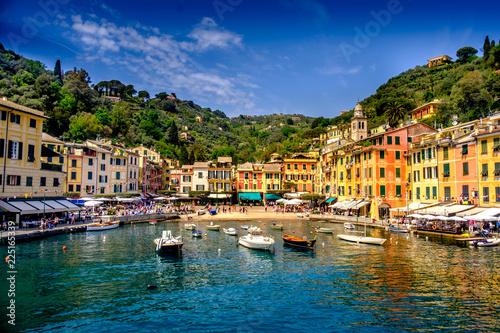 Portofino Italian riviera italy