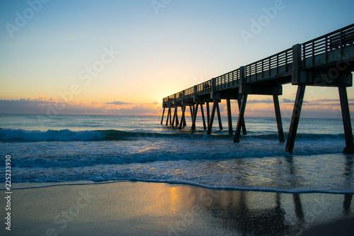 Vero Beach Pier © Penny