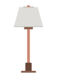 house lamp isolated icon - 225240939