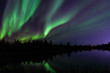Aurora borealis and some reflections