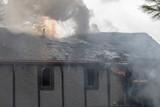 Firefighting Home Fire