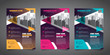 Business Brochure Flyer Design Layout Template - Vector Eps10. - 225266508