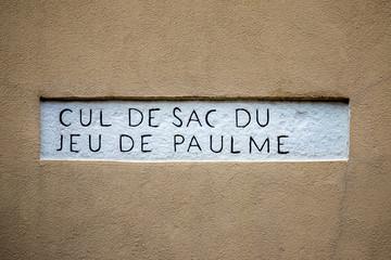 Dans les rues de Autun
