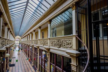 Le Passage Balthus à Autun © MangAllyPop@ER