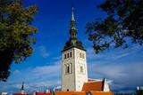 Old Town of Tallinn in Estonia