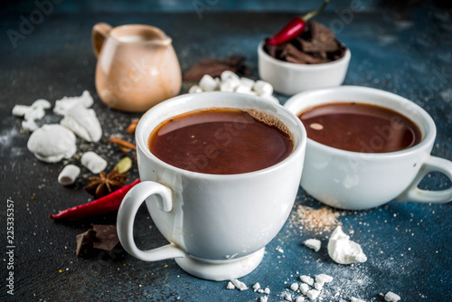 Hot chocolate cups