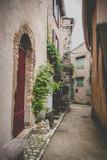 Medieval Village Ponteves in south France Provence
