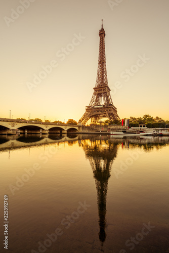 Paryż Wieża Eiffla, Francja