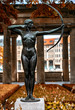 Statue at the Museum Island in Berlin