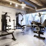 Weight Room (focus)