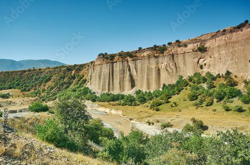 Foto Murales gorge river Kara-Alma