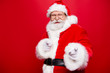 Leinwandbild Motiv Are you ready to December event noel party? Glad happiness kind