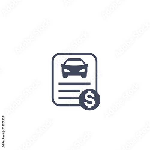 car loan icon