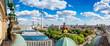 Leinwanddruck Bild - berlin city center seen from the berlin cathedral