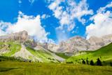 Fuciade valley in the Italian Dolomites