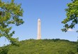 High Point, NJ. The monument at the highest point of New Jersey.