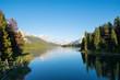 Emerald lake, Yoho National Park, Alberta, Canada