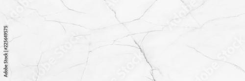panoramiczny białe tło z marmuru tekstury kamienia dla projektu
